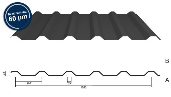 Münker Solarprofil M 35.1KD/207