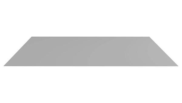 Flachbleche Stahl 0,63 Aluzink