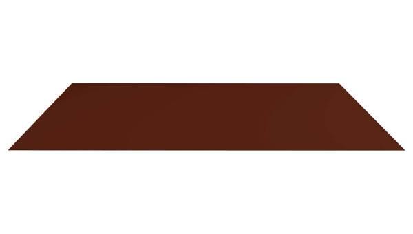 Flachbleche Stahl 0,75 farbig