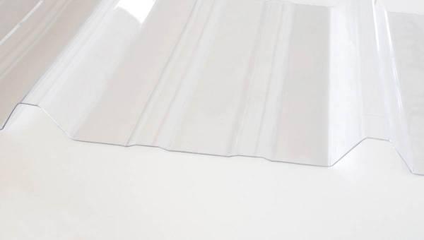Lichtplatte Polycarbonat M 40KD/333 1,20 mm