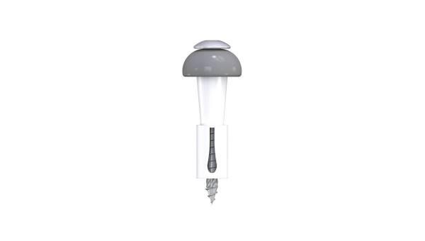 Abstandsset für Lichtplatten (DSH2, Profilhöhe 17-20 mm)