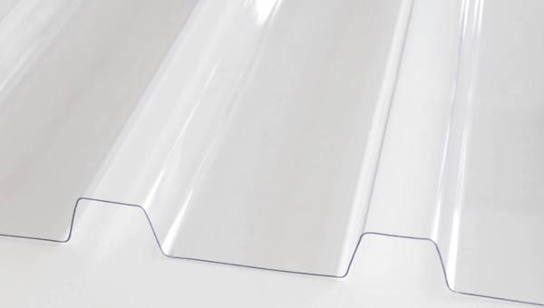 Lichtplatte Polycarbonat M 40/183 1,20 mm